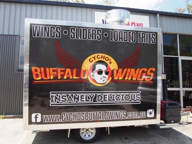 Cycho's Buffalo Wings