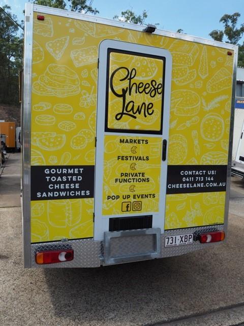 Cheese Lane