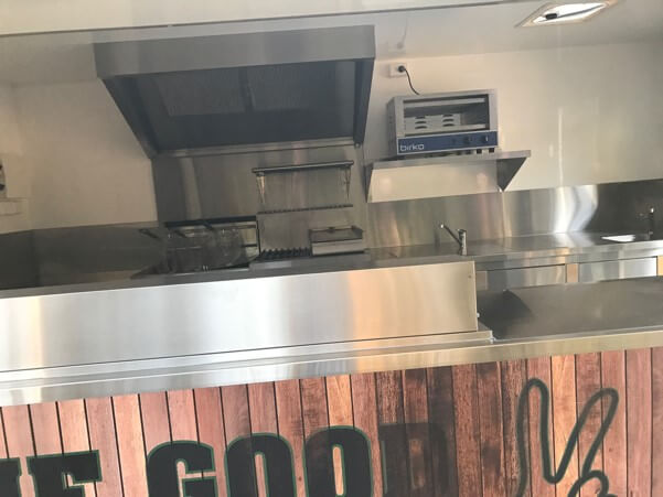 The Good Food Truck