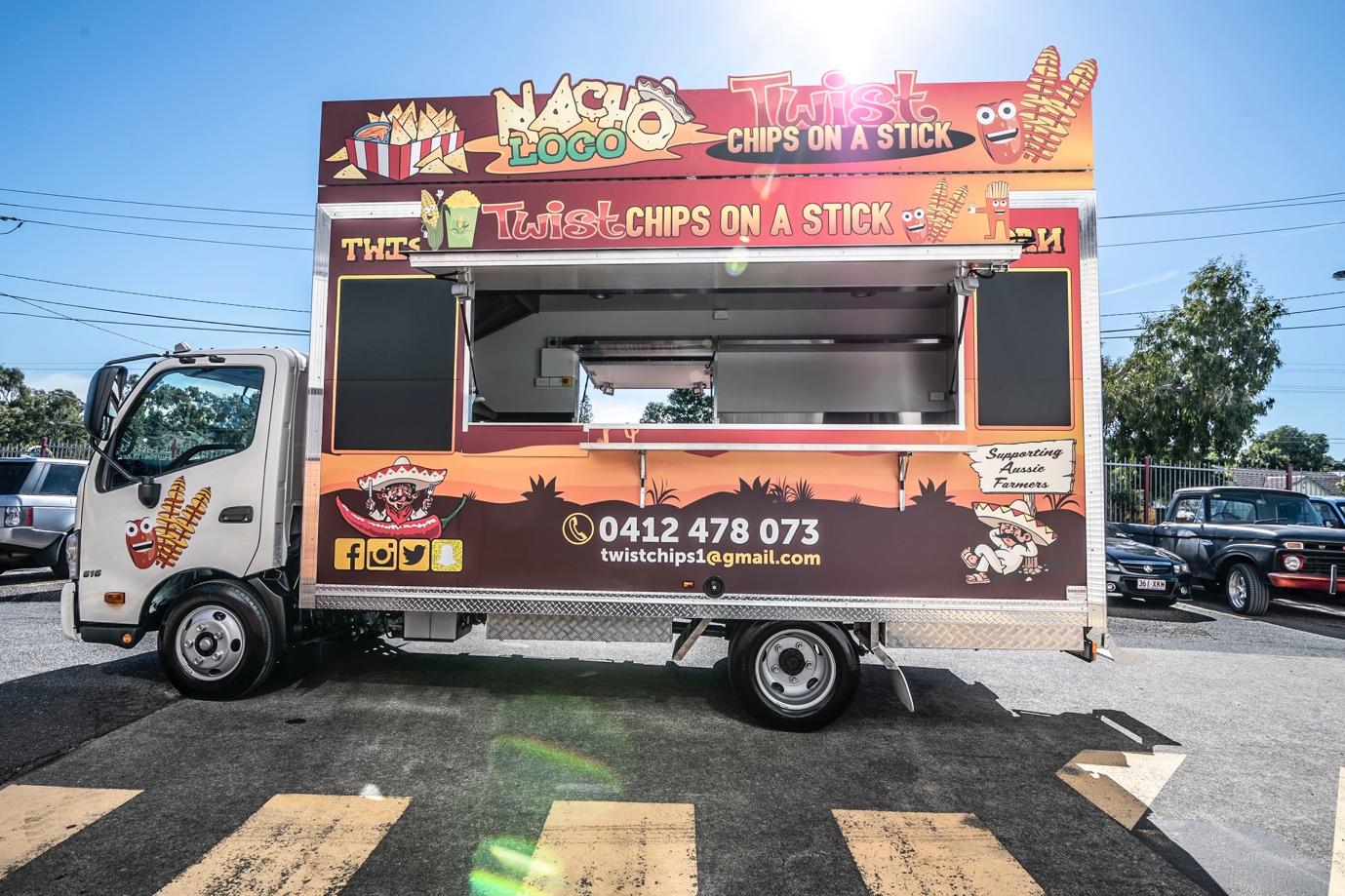 Twist Chip Food Truck