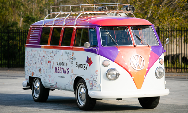 Synergy Kombi coffee van